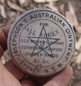 Josephson's Australian ointmentsml