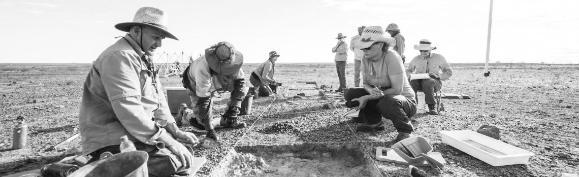 Archaeology on the Frontier